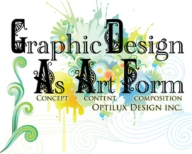 Logo Sample for Graphic Design as Art Form