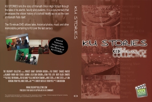 DVD cover for KU STORIES documentary, Klamath Falls, OR. (2011)